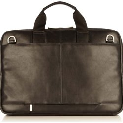 "Knomo Newbury briefcase 15"" computertaske, sort"