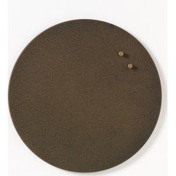 NAGA nord magnetisk glastavle, 35 cm, jern