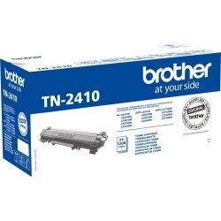 Brother TN2410 lasertoner, sort, 1200s