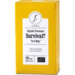 Fredsted Organic Classics Survival Te, 20 breve