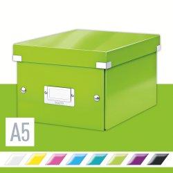 Leitz Click & Store opbevaringsboks small, lime
