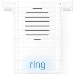 Ring Chime Pro ringeklokke lydenhed med EU/UK plug