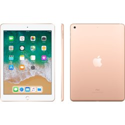 Apple iPad (2018) 128GB Wi-Fi + 4G, guld