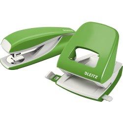 Leitz 5008 hulapparat, lysegrøn