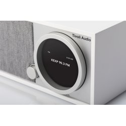 Tivoli Audio One Digital DAB+radio, hvid/grå