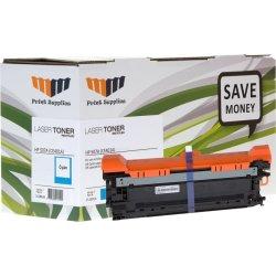 MM CE401A / 507A kompatibel HP lasertoner, blå