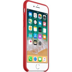 Apple iPhone 8/7 silikone cover, (PRODUCT)RED