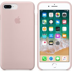 Apple iPhone 8/7 Plus silikone cover, Pink Sand