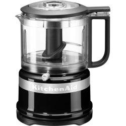 KitchenAid mini-foodprocessor, sort - 0,95 liter