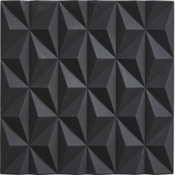 Zone Origami-Mix bordskåner, black