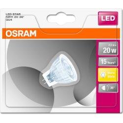 Osram LED Spotpære GU4, 2,5W=20W