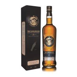 Loch Lomond Inchmurrin, lagret 18 år, whisky