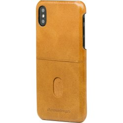 dbramante1928 Case Tune CC iPhone X/Xs, Golden Tan