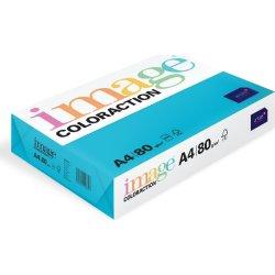Image Coloraction A4, 80g, 500ark, turkisblå