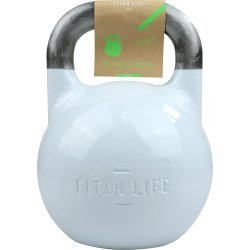 TITAN LIFE Kettlebell steel competition, 40 kg