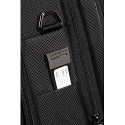 "Samsonite Pro DLX 5 Bailhandle taske 15.6"", sort"