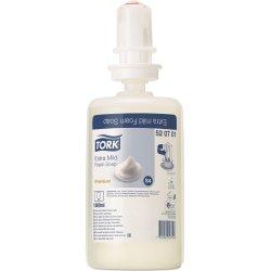 Tork S4 Premium Skumsæbe, Mild u. parfume, 1000 ml