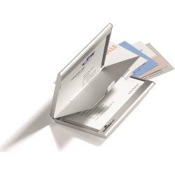 Visitkortholder 90 x 55mm til 2 x 10 visitkort