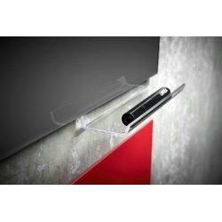 Lintex Mood Wall, 100 x 150 cm, mørkegrå classy