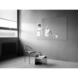 Lintex Mood Wall, 100 x 100 cm, lysegrå Shy