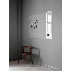 Lintex Mood Wall, 75 x 75 cm, lysegrå Shy