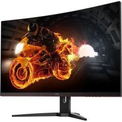 """AOC Gaming C32G1 31,5"""" Full HD kurvet skærm"""