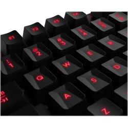 Logitech G413 Gaming Tastatur, Carbon (Nordisk)