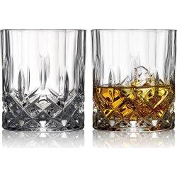 Lyngby Glas Krystal Whiskeyglas, 2 stk.