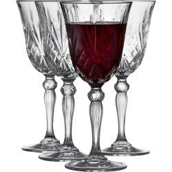 Lyngby Glas Melodia Hvidvinsglas, 4 stk., 21 cl