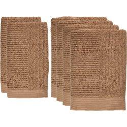 Södahl Comfort Håndklædepakke, 8 stk., sort