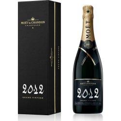 Moët & Chandon Grand Vintage Blanc, champagne