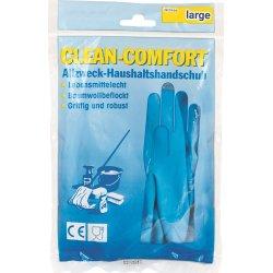 Latex Handsker Large, blå
