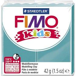 Fimo Kids Ler, 42 g, turkis