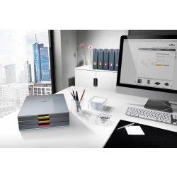 Durable Varicolor Tidsskriftsholder, lys lilla
