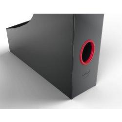 Durable Varicolor Tidsskriftsholder, rød