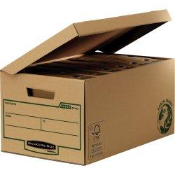 Bankers Box Earth Flip Top Maxi Arkivkasse