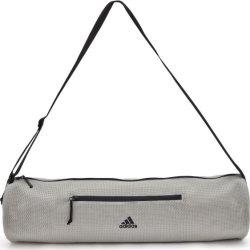 Adidas Yoga/træningsmåtte taske, Grå