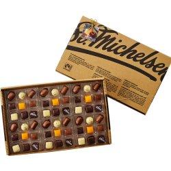 Sv. Michelsen gaveæske m håndlavet chokolade, 540g