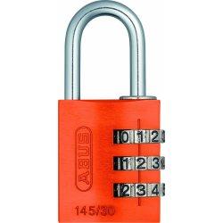 ABUS kodelås 145/30, Orange