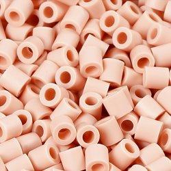 Photo Pearls Rørperler, 6000 stk, rosa (18)