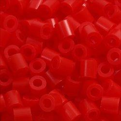 Photo Pearls Rørperler, 6000 stk, lys rød (19)