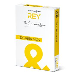 Rey Text & Graphics Kopipapir A4/90g/500ark