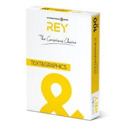 Rey Text & Graphics Kopipapir A4/100g/500ark