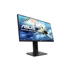"""ASUS VG258QR 24,5"""" LED-skærm, sort"""