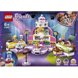 LEGO Friends 41393 Bagekonkurrence, 6+