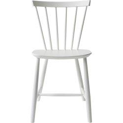 J46 Spisebordstol, Hvid