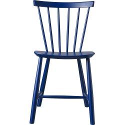 J46 Spisebordstol, Blå