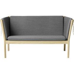 J148 2 Pers. Sofa Eg/Antracit