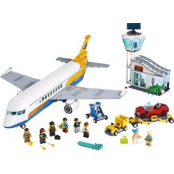 LEGO City Airport 60262 Passagerfly, 6+