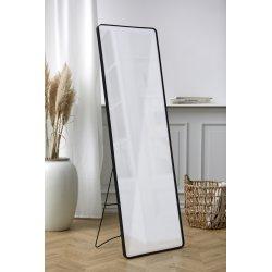 Villa Collection spejl 45x140 cm, Sort
